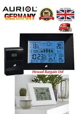 Digital Weather Station with wireless sensor,and Radio Controlled Clock