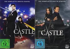 Castle - Die komplette 2. + 3. Staffel (Stana Katic)                 | DVD | 255
