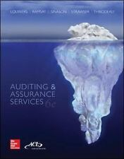 Auditing and Assurance Services (2014, CD / Hardcover)