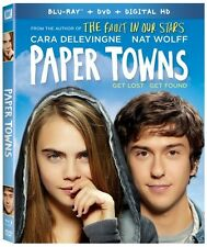 Paper Towns My Paper Journey Edition - 2 DISC SET (2015, REGION A Blu-ray New)