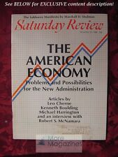 Saturday Review November 23 1968 LEO CHERNE ROBERT McNAMARA MICHAEL HARRINGTON