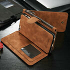 Fashion Leather Removable Flip Wallet Case Cover For Samsung Galaxy S7 S7Edge S6