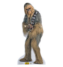 Star Wars CHEWBACCA Chewie Lifesize CARDBOARD CUTOUT Standup Standee Poster