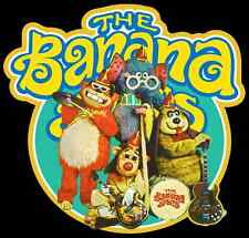 70's All Time Classic Kid's Show The Banana Splits custom tee Any Size Any Color