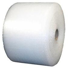 "CG Packaging 5/16"" 375ft x 12in cushioning bubble+ wrap, perforated every 12in"