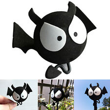 Pop Antenna Balls Black Big Eyes BAT Decorative Car Antenna Topper Balls Nice