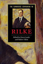 The Cambridge Companion to Rilke (Cambridge Companions to Literature), , Very Go