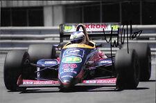 Yannick dalmas signé, F1 larrousse-lola LC88 us gp detroit 1988