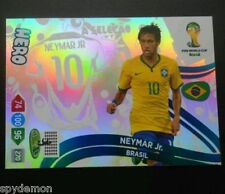 update wc adrenalyn xl 2014 HERO NEYMAR PANINI MUNDIAL 2014