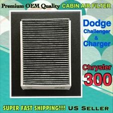 CHRYSLER 300 CHALLENGER CHARGER CARBONIZED CABIN FILTER 11-14  100%Feedback!!!