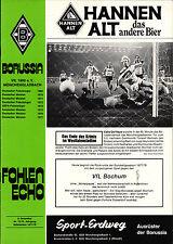 BL 77/78 Borussia Mönchengladbach - VfL Bochum, 09.12.1977