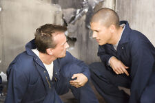 Wentworth Miller & Robert Knepper (13774) 8x10 Photo