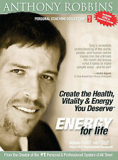 Anthony Robbins Energy for Life DVD New (RF210)