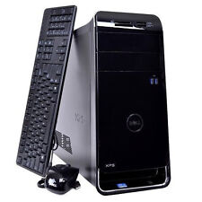 Dell XPS 8900 intel core i7-6700 4.0GHz 16GB RAM 2TB 7200rpm HD nVidia GTX745 4G