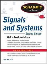 Schaum's Outline of Signals and Systems, Second Edition (Schaum's Outline Series