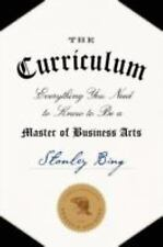 The Curriculum: Everything You Need to Know to Be a Master of Business-ExLibrary