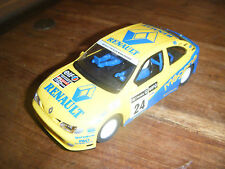 Scalextric Renault Megane No.24 Touring Rally Car - Front & Rear Working Lights