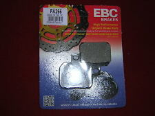 Ducati 821 Hypermotard  2013-2015 EBC FA266 Rear Brake Pad Set. New