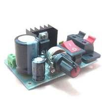LM317 DC 5V-35V to 1.25V-30V 12V 24V AC/DC Step Down Power Supply Module DIY Kit