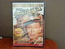 The Andy Griffith Show: The Best of Barney (DVD slim case) 9  Episodes Brand NEW