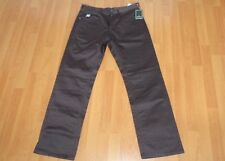 "STONE ISLAND BROWN SHADOW PROJECT TROUSERS 32""W & 34""L NEW WITH TAGS RRP £200"