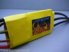 VXP Racing High Power Voltage 100A ESC 3-22S LiPo 1/8 1/5 Car On / Off Road