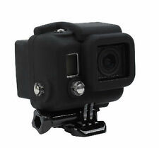 Soft Rubber Silicone Protective Cover Shell Case f GoPro Hero 4 3+ Housing Case