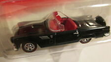2002 Johnny Lightning Ford Thunderbird series 1956 T-BIRD black