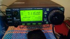 ICOM IC-706MKIIG HF/ VHF/ UHF TRANSCEIVER   SERIAL NUMBER 1516143