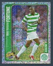 PANINI 2010-S.P.L.COLLECTION-#058-CELTIC(LOAN) & CAMEROON-NANCY-LANDRY NGUEMO
