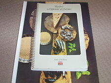 FOODS OF THE WORLD - A QUINTET OF CUISINES - 2 BOOKS!