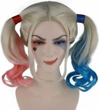 Harley Quinn Wig / Hair  KIDS WIGS ('Suicide Squad') HDK1094
