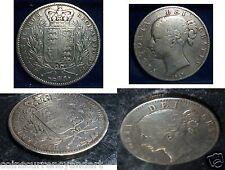 1847 UK (Great Britain) CROWN