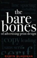 The Bare Bones of Advertising Print Design-ExLibrary