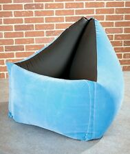 Relax Moda Blue Chair Comfi Air Camping Air Chairs Kids Room Chair