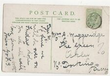 Mrs G Muggeridge The Green Ockley Dorking 1910  126a