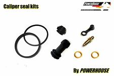 Aprilia Dorsoduro Factory SMV 750 rear brake caliper seal repair kit 2010-2013
