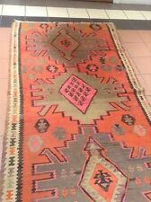Persian Antique Kilim Rug.Size.4.5x8.5Price:$280.00