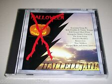 NEW Various Artists HALLOWEEN X HALLELUJAH Christian Praise & Worship 14-Song CD