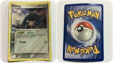 POKEMON CARTA OLOGRAFICA FOIL METANG ENGLISH VERSION 44/101