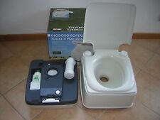 bagno chimico wc toilette potti Thetford portatile per camper roulotte NUOVO
