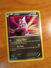 Pokemon LATIAS Card DRAGON VAULT Set 9/20 Holo Rare Promo Pack Fresh NM/M TCG