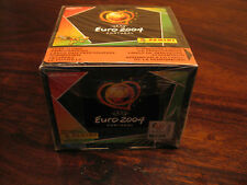 Panini EM EK Euro 2004 04, 1 Box/Display/Karton, 50 Tüten/packets, 250 stickers!