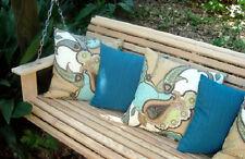 5 Foot Cypress Handmade Porch Swing Swings Wood Wooden