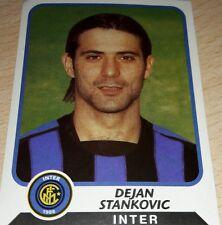 AGGIORNAMENTO FIGURINE CALCIATORI PANINI 2003/04 INTER STANKOVIC ALBUM