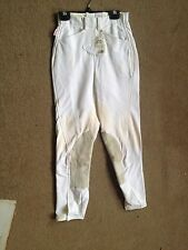 TAILORED SPORTSMAN Side Zip  DRESSAGE  Breeches * LADIES sz 24 Waist *VGC*