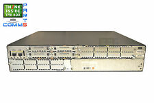 CISCO CISCO2821 2821 ROUTER *12 MONTH WARRANTY*