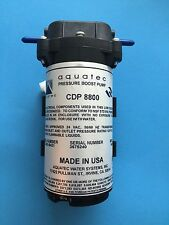 AQUATEC 8841 SERIES RO BOOSTER PUMP 24VAC 8841-2J03-B421