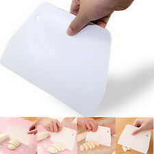 New Icing Smoother Mould Mold Sugarcraft Scrapers Fondant Cake Decorating Tool