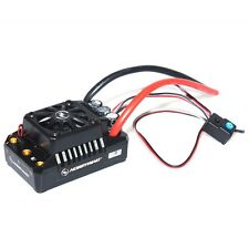 Hobbywing EzRun Max6-/Max5 V3 160A/200A Waterproof Brushless ESC for 1/6 1/5 car